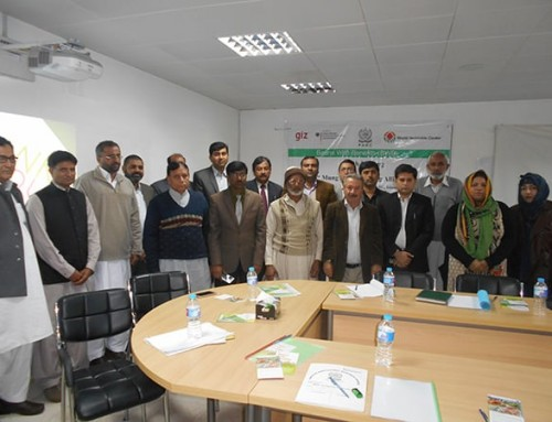 5th Meeting of Pakistan's Mungbean Learning Alliance