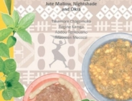 Traditional Vegetables: Recipes from Cameroon