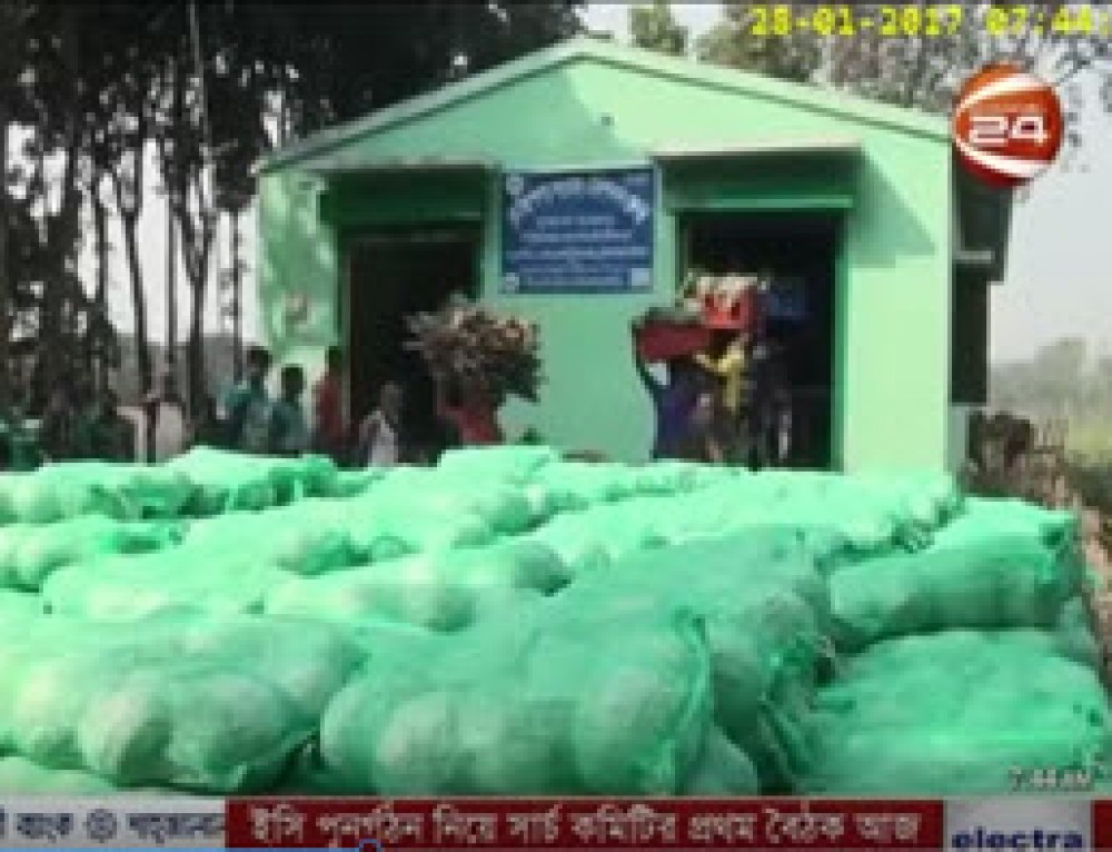 Postharvest practices increase vegetable exports in Bangladesh