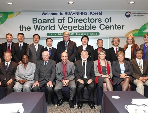 WorldVeg Board holds 51st meeting