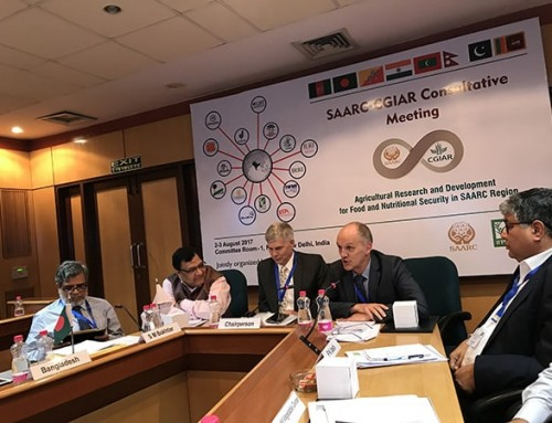 SAARC-CGIAR Consultative Meeting, India